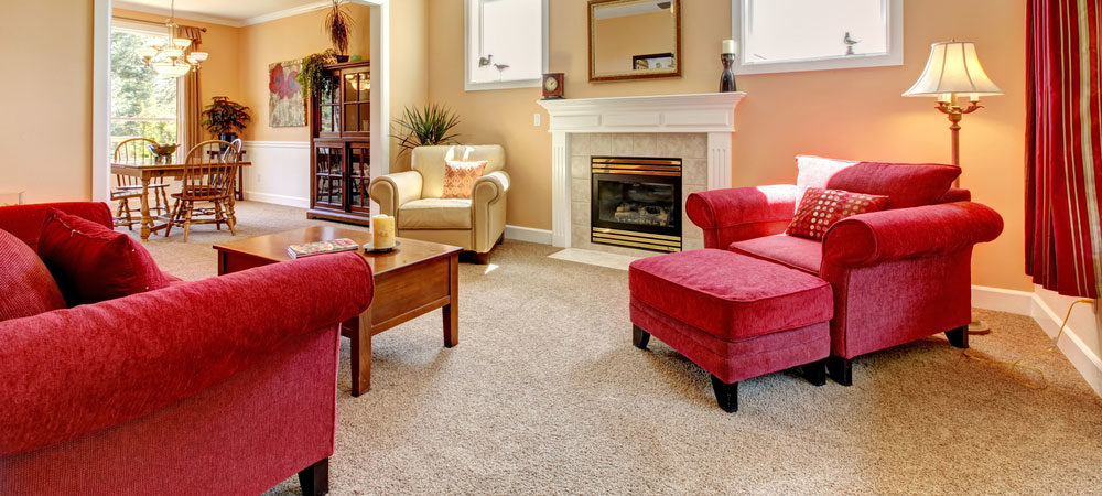 How to clean carpets. Getting stains out of the carpet