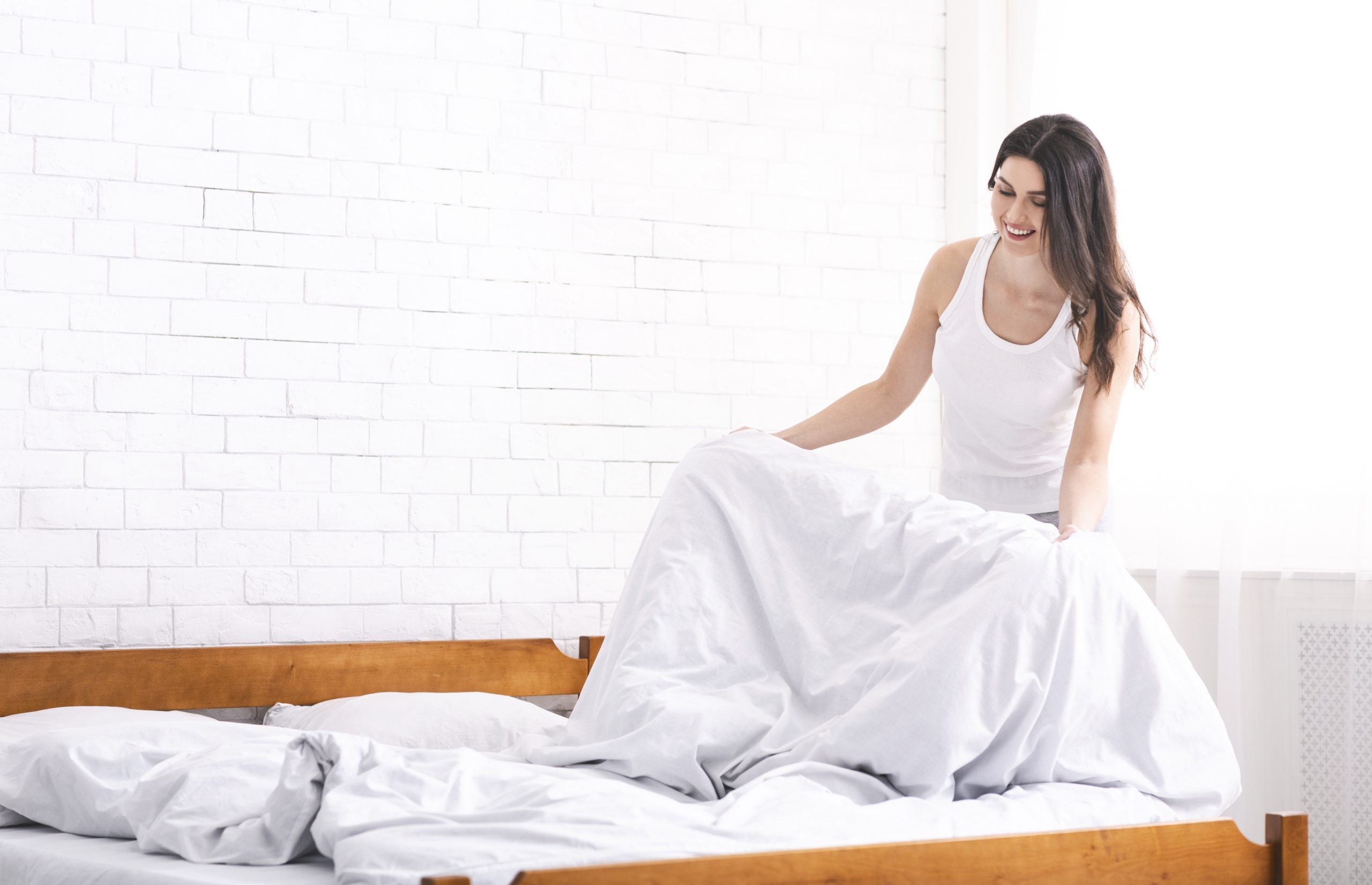 The Benefits of Cleaning Duvets and Bedcovers